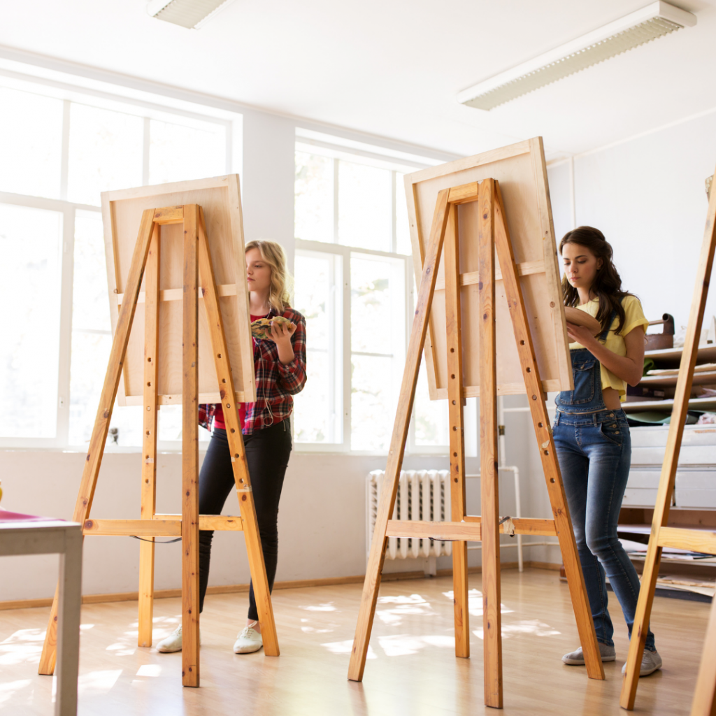 Ten Things They Don't Teach You In Art School