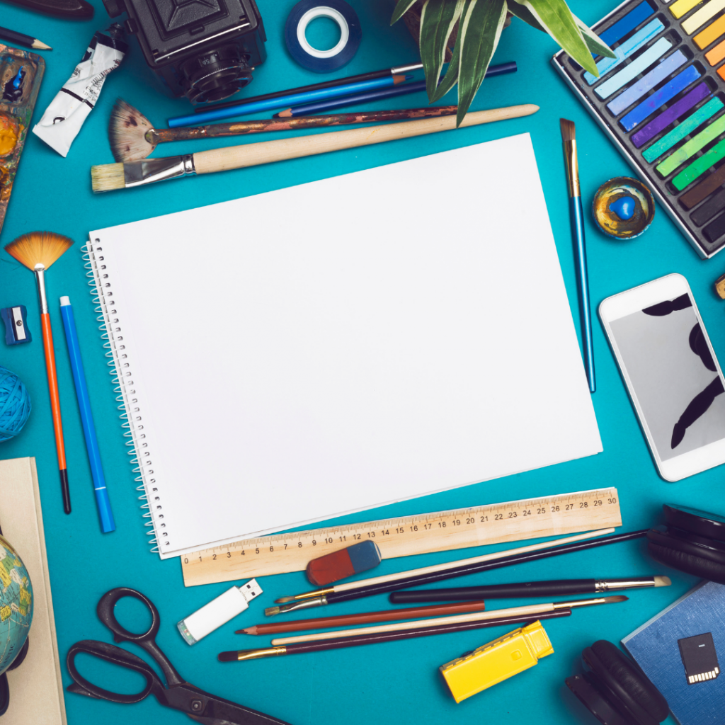 Tips for Using Your Sketchbook